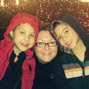 Christmas 2014 with my boys