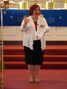 Christmas Eve, Children & Family Worship, 2011